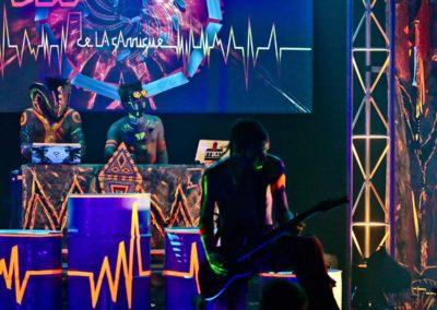 Concert de résidence au Mediator de Perpignan - Avril 2018
