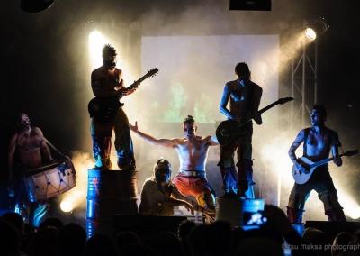 Les Diables de la Garrigue - Puisserguier - Mars 2016