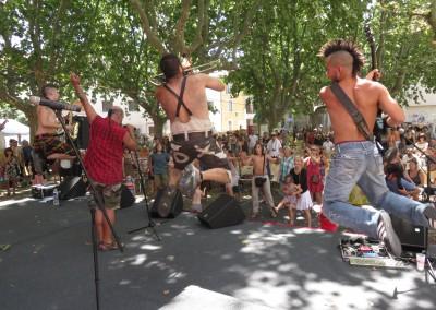 Goulamas'K - Convivencia 2015 Arles