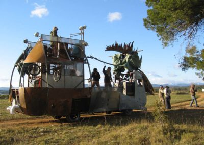 La création - diables de la Garrigue 2009 (1)