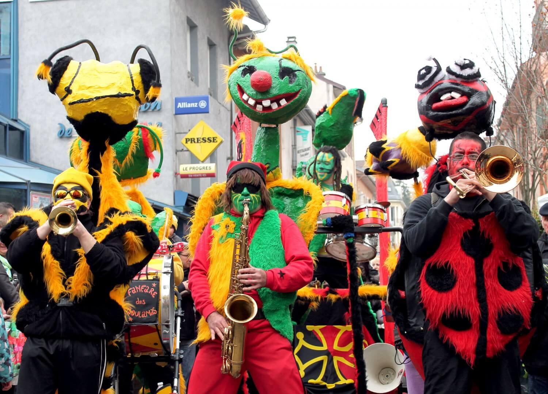 La Fanfare des Goulamas en Bestioles de la Garrigue