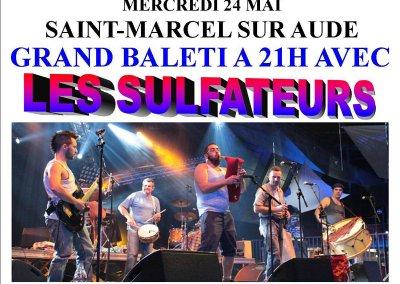 Les Sulfateurs à St-Marcel