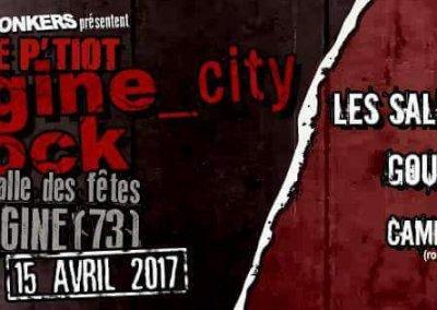 Ugine City_rock