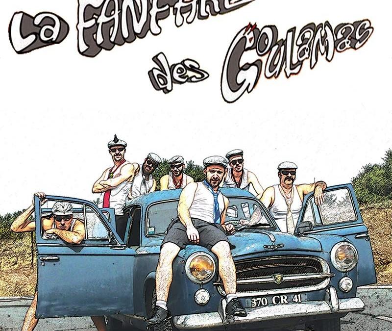 LA FANFARE DES GOULAMAS : chronique CD