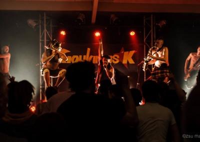 Goulamas'k à Camplong - Mars 2016