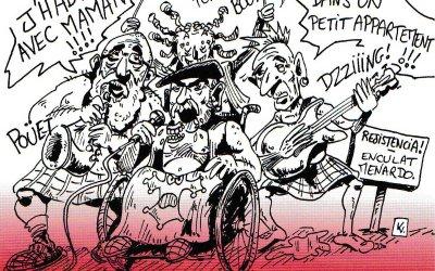 L'avis de Débé dans La Pieuvre : Les Goulamas'K ne vieilliront donc jamais…!