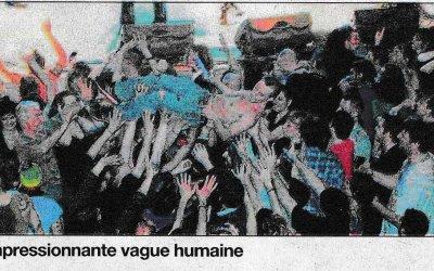 Le petit journal de l'Hérault : Le tsunami Goulamas'K