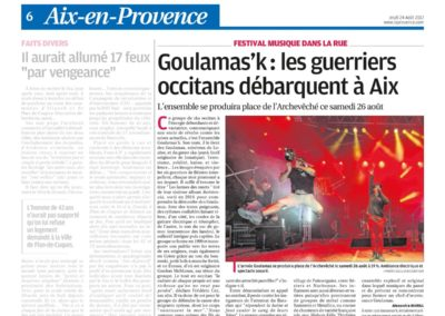 2017_GoulamasK_LaProvence_Aix
