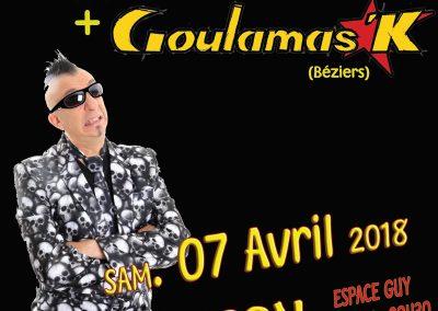 Goulamas-k à Montbrison