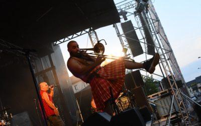 Estivada de Rodez : revivez la soirée du concert de Goulamas'k