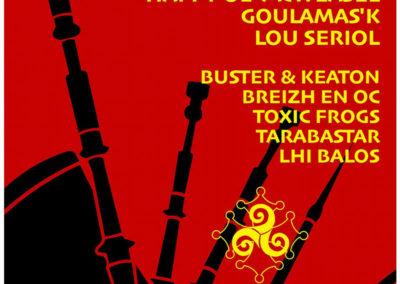 Goulamas'K au Celtie d'Oc de Cazavet (09)