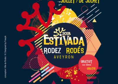 Diables de la Garrigue à L'Estivada de Rodez