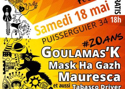 Goulamas'K à La Préma #20 ans (34)