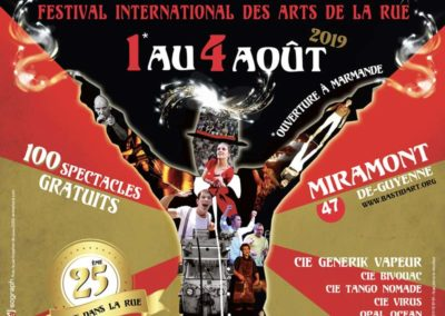 Goulamas'K au Bastid'Art à Miramont (47)