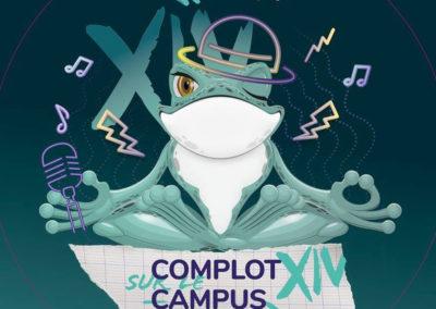 Goulamas'K au Festival Complot sur le Campus à Albi (81)