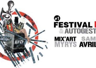 Goulamas'K au Mix'Art à Toulouse (31)