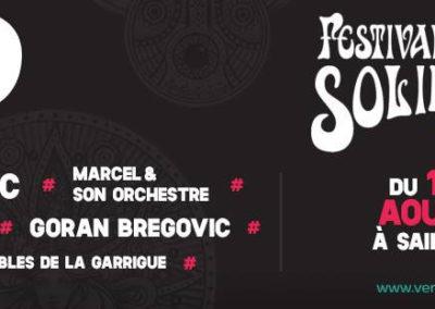 Goulamas'K et Diables de la Garrigue au Festival des Vers Solidaires (02)