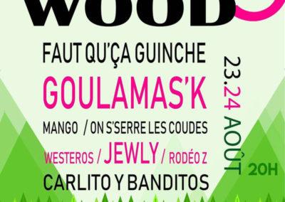 Goulamas'K au Festi'Wood