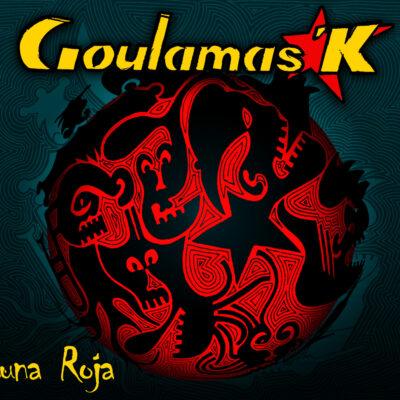 Sortie de Luna Roja et livestream
