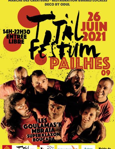 26/06/21 Goulamas'K à Pailhès (09)